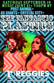 The Fantastic Plastics