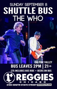 The Who at Alpine Valley
