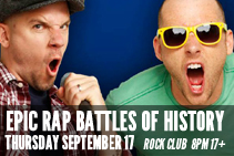 Epic Battles In Rap History