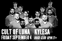 Cult of Luna and Kylesa