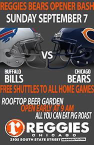 Bears Opener