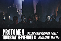 9th Anniversary Bash