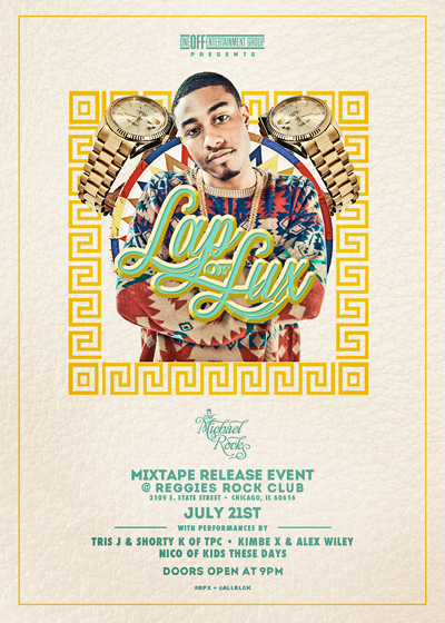 Sir Michael Rocks Mixtape Release 7:21:12
