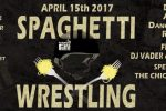 "Chicago Outfit Roller Derby ""Spaghetti Wrestling"""