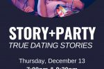 Story Party Chicago | True Dating Stories