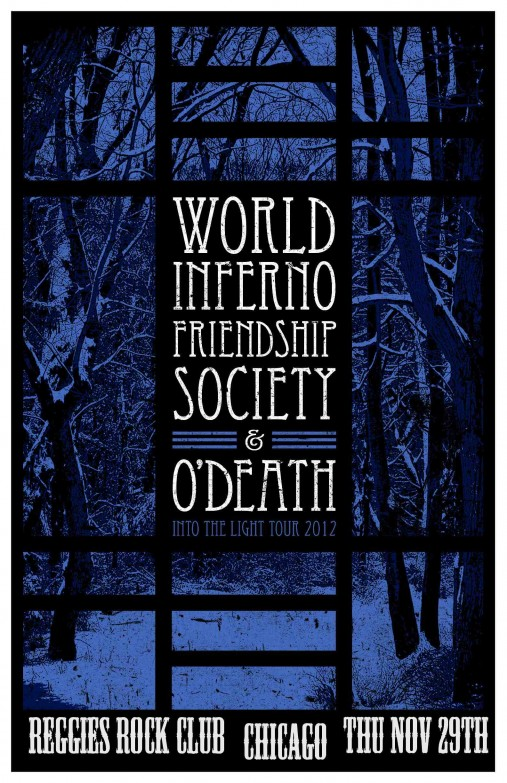 WORLD INFERNO - ODEATH - REGGIES - 11-29-2012