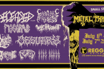 Metal Threat Fest in the Music Joint