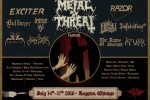 "Metal Threat Fest 2016 ""Warm Up Show"""