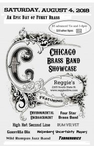Chicago brass band