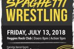 The Chicago Outfit presents Spaghetti Wrestling