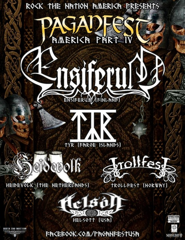 Paganfest IV - Reggies Chicago