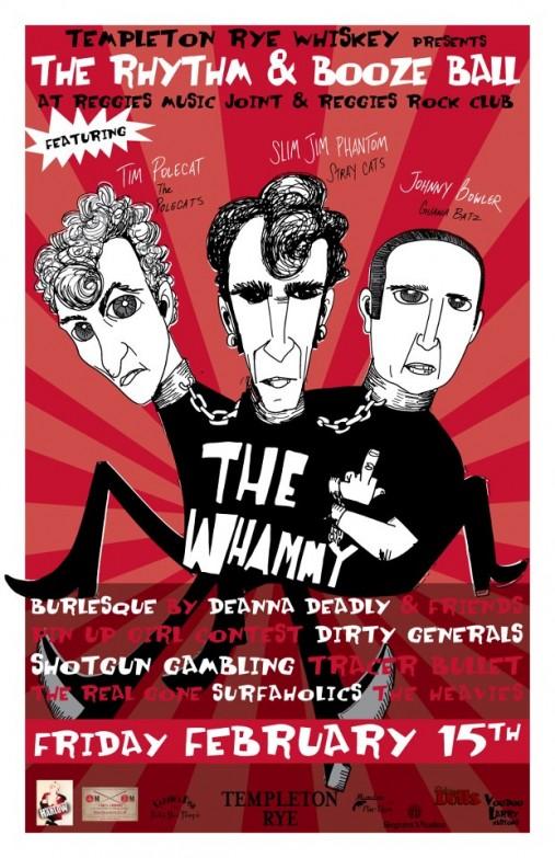 the whammy